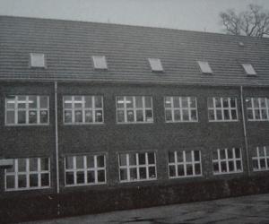 Historische Ansicht der Tagesbildungsstätte